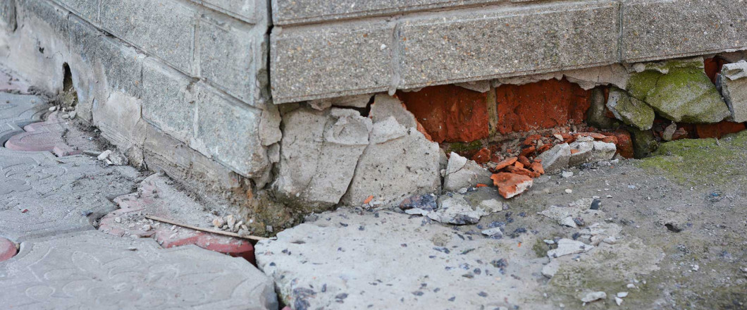 Noticing Cracks in the Foundation of Your Home?